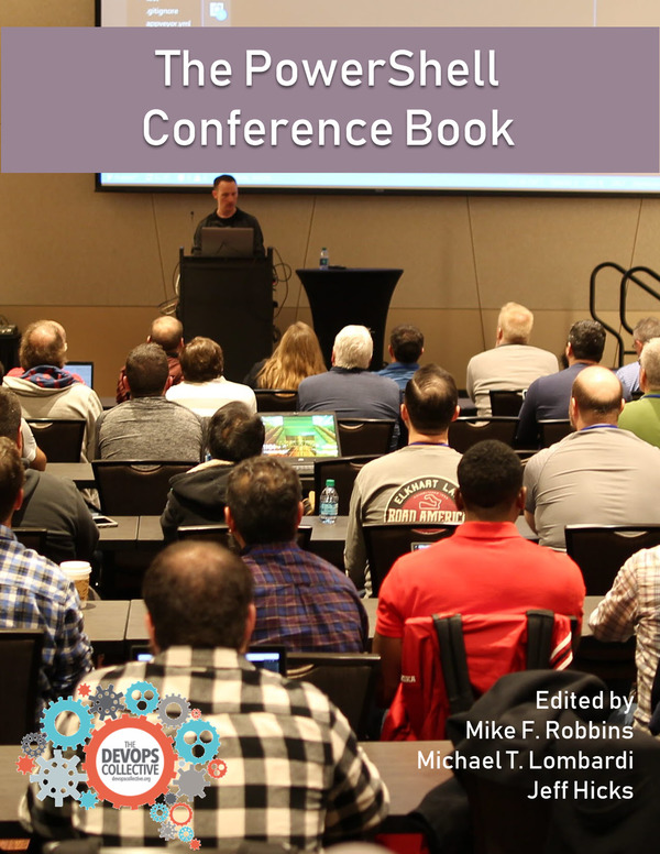 PowerShell Conf Book